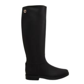 Rainy Show Rain Boots preto D59 Preto
