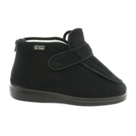Preto Sapatos Befado DR ORTO 987D002