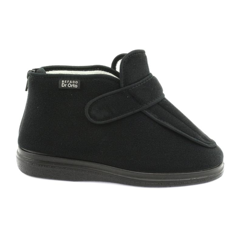 Sapatos Befado DR ORTO 987D002 preto