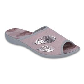 Sapatos femininos Befado pu 254D098