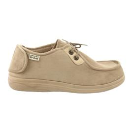 Marrom Sapatos masculinos befado pu 732M001