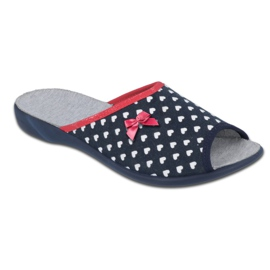 Sapatos femininos Befado pu 254D099