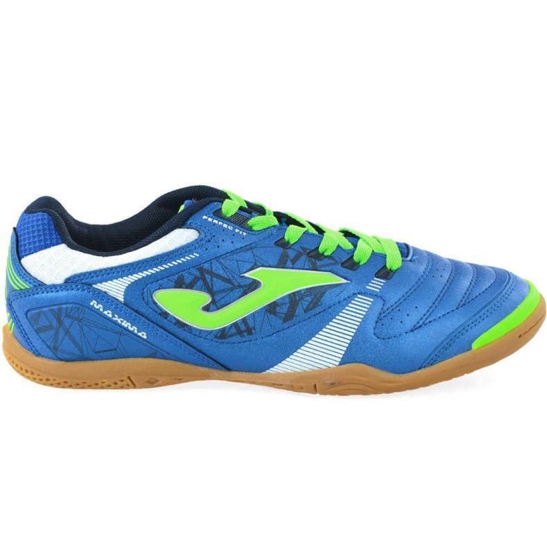 Sapatos de interior Joma Maxima Fg M 804 multicolorido azul