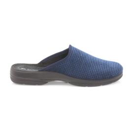 Inblu marinha Chinelos de homem azul marinho
