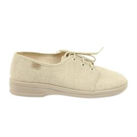 Sapatos Befado sapatos masculinos pu 630M007 marrom