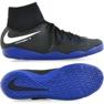 Sapatos de interior Nike Hypervenom X Phelon 3 Df Ic M 917768-002 preto preto
