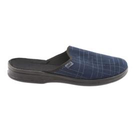 Marinha Sapatos masculinos befado pu 089M409