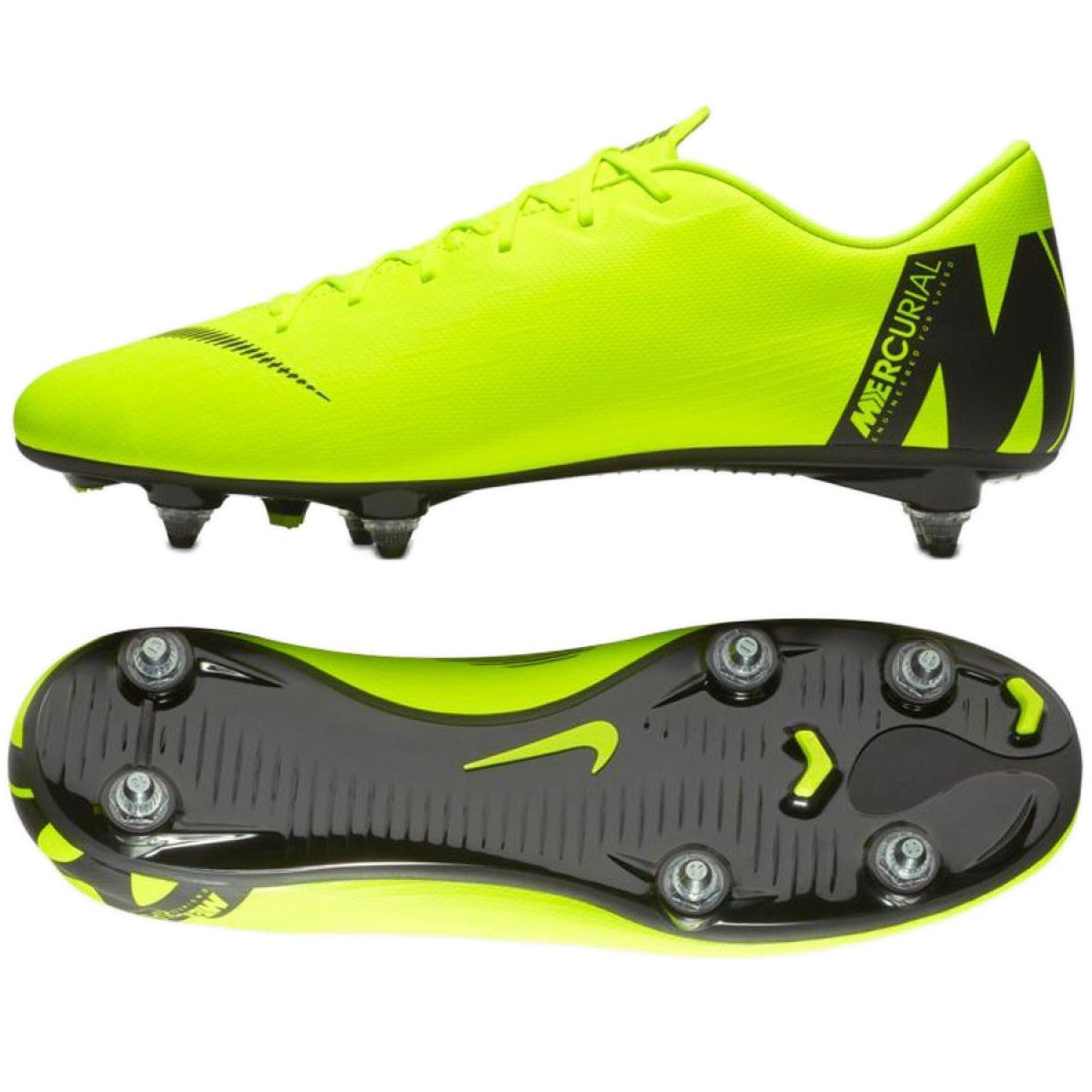 Chuteira Futebol Nike Vapor 12 Academy FG AH7375 701