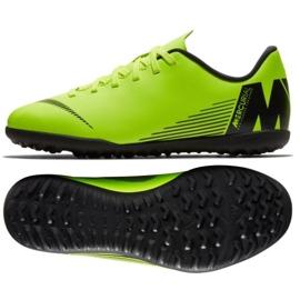 Sapatilhas de futebol Nike Mercurial Vapor X 12 Tf Jr AH7355-701