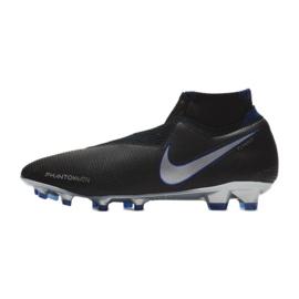 Sapatos de futebol Nike Phantom Elite Vsn Df Fg M AO3262-004 preto preto