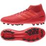 Chuteiras de futebol adidas Predator 19.3 Ag M D97944 vermelho vermelho