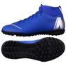 Academia Nike Mercurial SuperflyX 6 Gs Tf Jr AH7344-400 azul azul