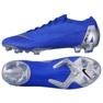 Sapatilhas de futebol Nike Mercurial Vapor 12 azul
