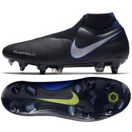 Botas de futebol Nike Phantom Vsn Elite Df Sg Pro Ac M AO3264-004 preto preto