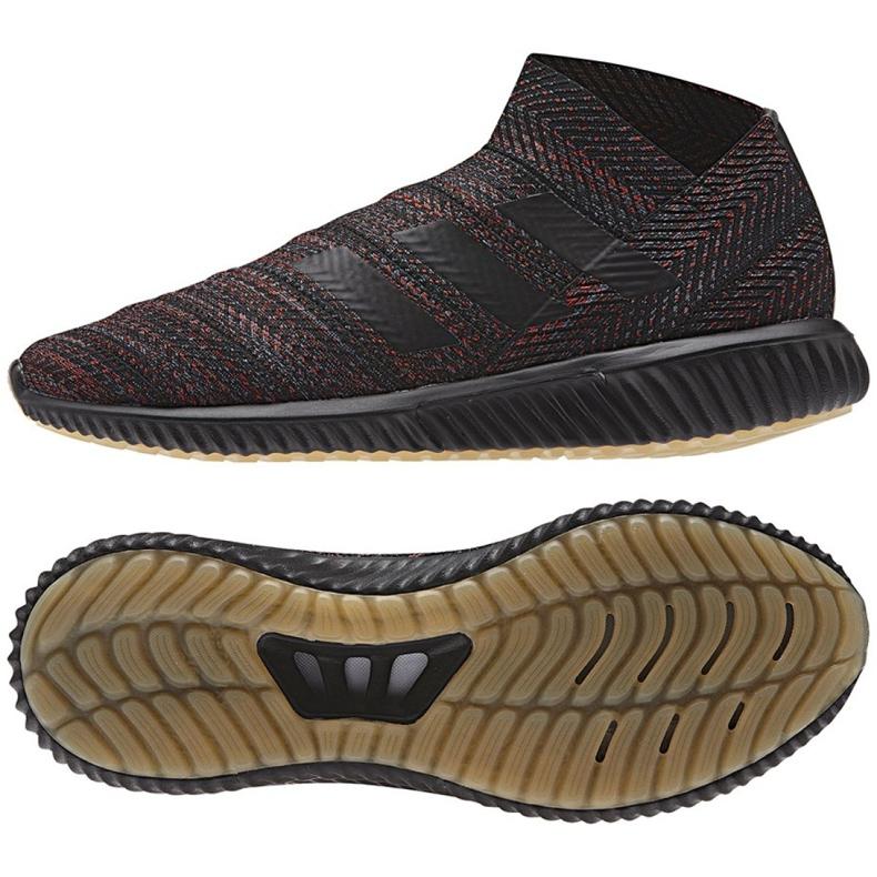 Sapatos de futebol adidas Nemeziz 18.1 Tr M D98019 preto preto