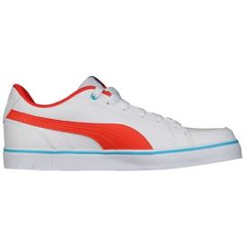Branco Sapatos Puma Ponto Vulc V2 W 362947 09
