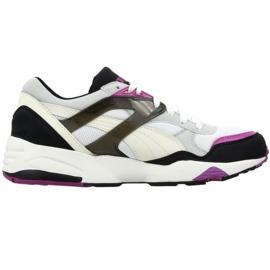 Branco Sapatos Puma R698 Basic Esporte W 358068 03