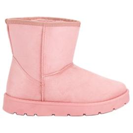 Seastar -de-rosa Botas de neve Mukluki