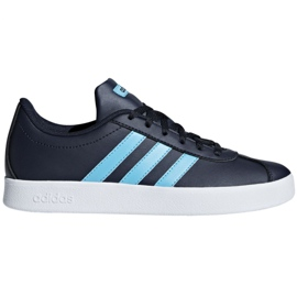 Sapatos Adidas Vl Court 2.0 K Jr B75695