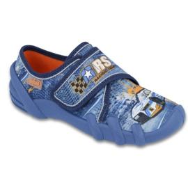 Azul Sapatos infantis Befado 273X252