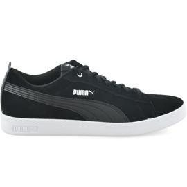 Preto Sapatos Puma Smash Wns v2 Sd W 365313 01