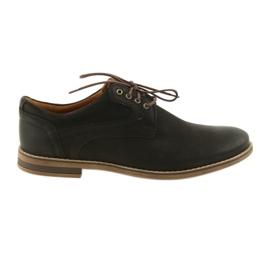 Sapatos masculinos de baixo corte Riko 831