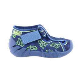 Azul Calçado infantil Befado 190P086