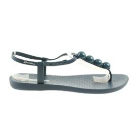 Sandálias Ipanema flip-flops sapatos femininos 82517 marinha