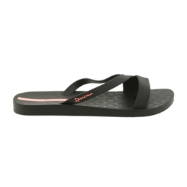 Chinelos Ipanema para sapatos femininos 26263 preto
