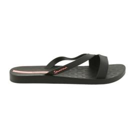 Preto Chinelos Ipanema para sapatos femininos 26263
