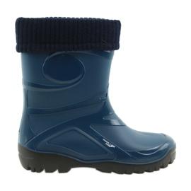 Demar galochas sapatos femininos meias quentes marinha