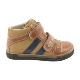 Ren But Boote sapatos botas para crianças Ren Mas 3225 vermelho / marinha