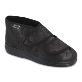 Sapatos femininos Befado pu 986D007