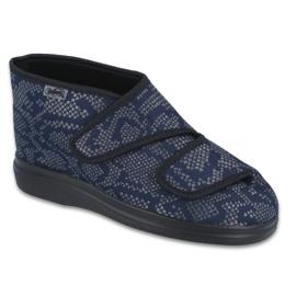 Sapatos femininos Befado pu 986D009