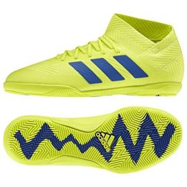 Sapatos de interior adidas Nemeziz 18.3 In Jr CM8512