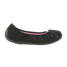 Befado sapatos de bailarina para as mulheres 893Q093 preto