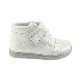Sapatos infantis de velcro Ren But 1535 bow