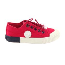 Big Star vermelho Sapatilhas vermelhas grandes Tênis 374004