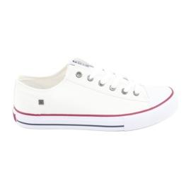 Big Star Sneakers amarrado branco 174271