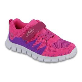 Sapatos infantis Befado até 23 cm 516Y023