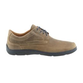 Badura 3390 marrom calçado desportivo