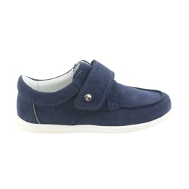 Bartek Sapatos casuais para meninos 58599 granada marinha