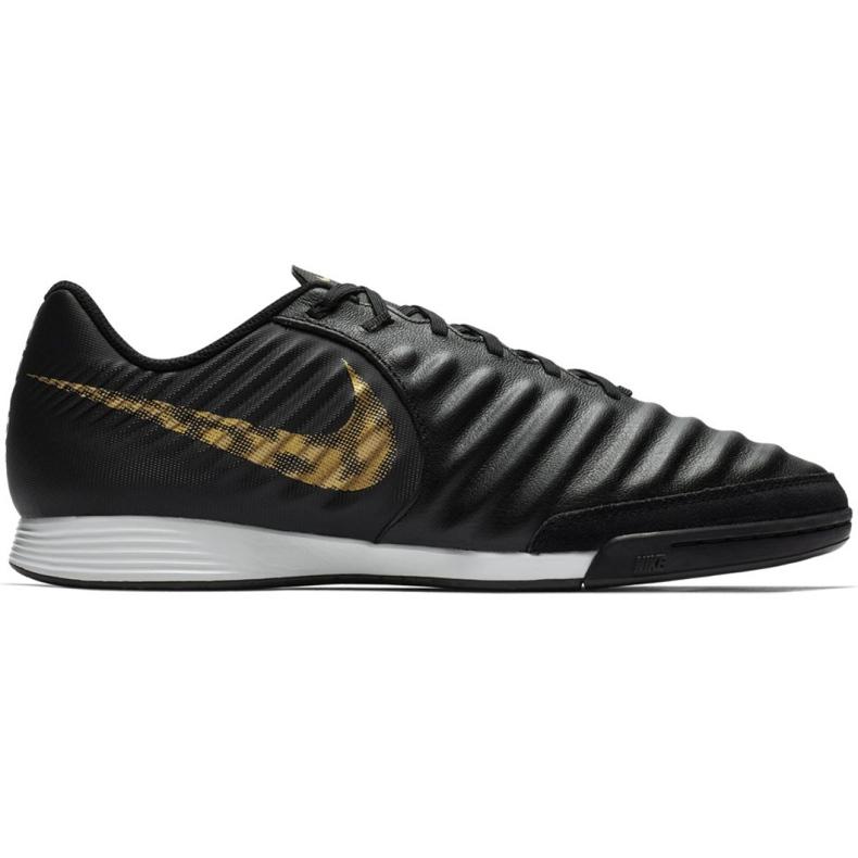 Sapatos de interior Nike Tiempo Legend 7 Academia Ic M AH7244-077 preto preto