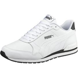 Tênis De Corrida Puma St Runner V2 Completa LM 365277 01 branco