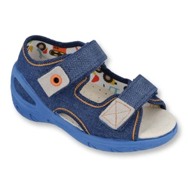 Sapatos infantis Befado pu 065P126