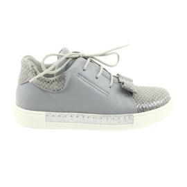 Ren But Sapatos Ren 3303 sapatos de couro cinza