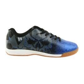 Sapatos de interior Atletico 76520 ['preto', 'azul', 'cinza, prateado'] azul