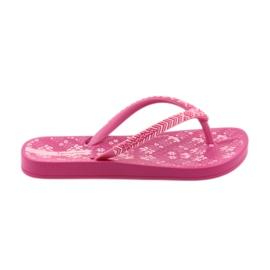 Chinelos Ipanema 82519 rosa -de-rosa