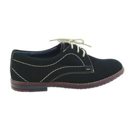 Sapatos para menino Gregors 429 azul marinho marinha