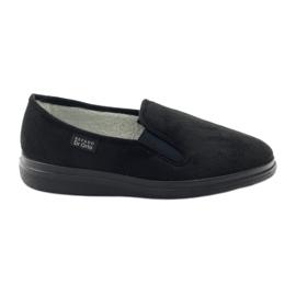 Sapatos femininos Befado pu 991D002 preto